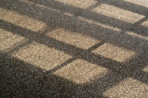 Terrazzo vloer